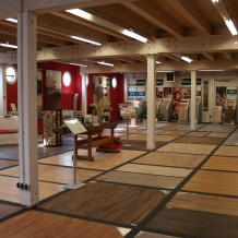 Linoleum – Ein Boden für Gestaltungsfreiheit
