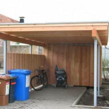 Moderne Carports anstatt Garagen