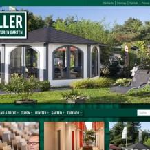 Ziller-Website erstrahlt in neuem Design