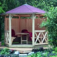 Der Pavillon – Eine Ruheoase im Garten